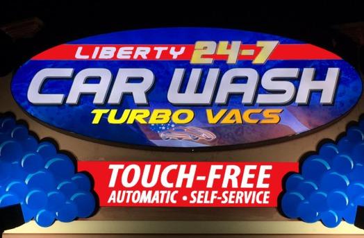 Liberty 24-7 Car Wash